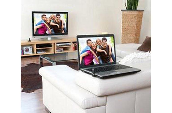 4 soluciones para conectar mi ordenador a mi televisor