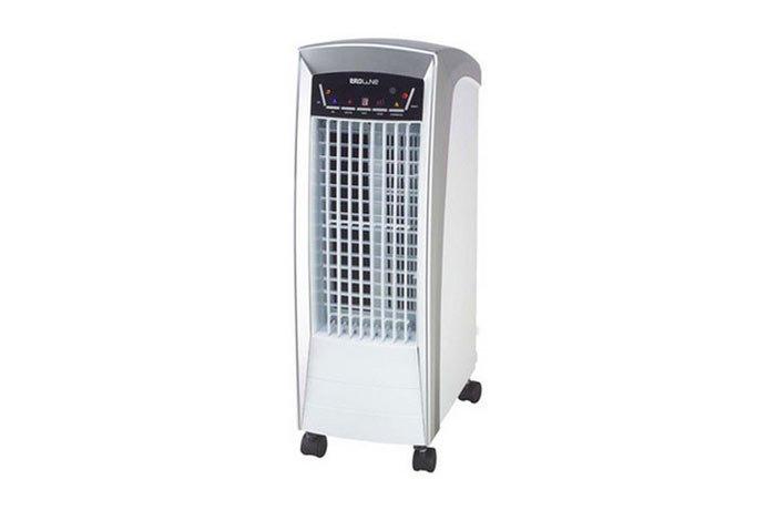 ¡Climatizador fijo y móvil: para un aire fresco y sano!