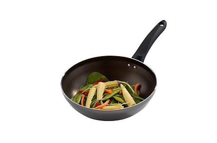 Que es un wok