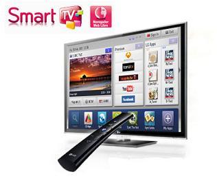 Televisores con Smart TV