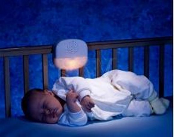 Luz ambiental para bebés
